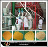 full automatic maize flour milling machine/corn flour milling machine/maize grits machine