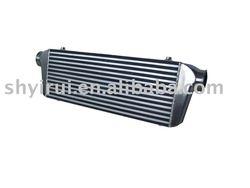 Universal Full Aluminium Turbo 550mmX230mmX65mm bar&plate front mount intercooler