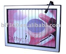 advertising trivision billboard