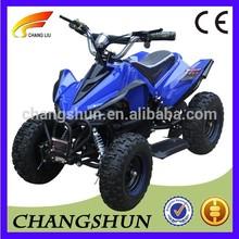 Eléctrica 36v500w800w1000w barato mini quads para los niños
