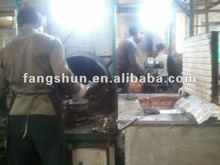 zinc alloy used melting furnace