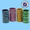Decorative Custom Wholesale Ceramic Tiki Mug Cup