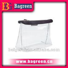 2012 Cheap PVC Bag For Toiletries With Zipper Closure