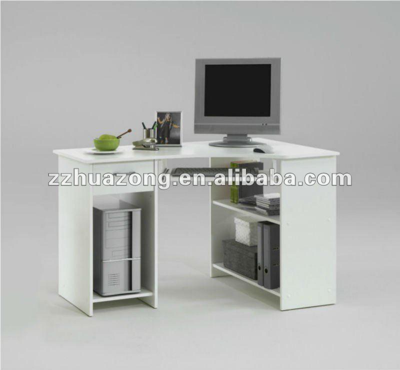 Mobilier de bureau de bureau domicile ordinateur de - Bureau ordinateur en coin ...