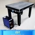 Tavolo ottico zdt isolatore/sistema di isolamento delle vibrazioni