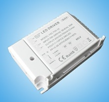 CE ROHS ETL UL approved dimmable 24vdc power supply