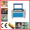 Hotsale PEDK-13090 60w 80w 100w 120w 150w Garment / Wood / Craft / Acrylic 3D laser engraving machine price