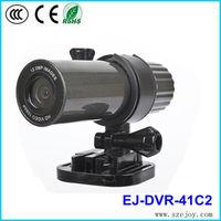HD 1080P 720P waterproof outdoor video action helmet sport HDMI DV camera,Mobile eyewear recorder EJ-DVR-41C2