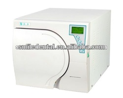Hot ! European Class B 17/21 Liters Autoclave with built in printer