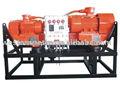 lw450 aceite de lodo de perforación de centrífuga decantadora
