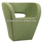 Fabric Inflatable Sofa Chair/Modern Home Seating/White Leisure Sofa Chair
