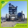 160t/h asphalt batch plant with high efficiency