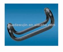 Arch type door handles