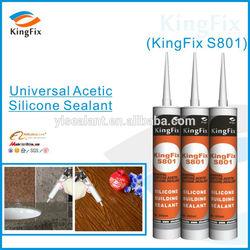 Brand Acidic Silicone Glass Glue