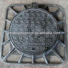 Algeria Manhole Cover 850x850x75 D400