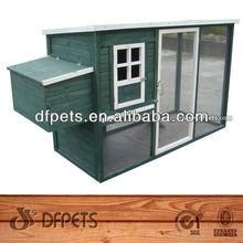 Wooden Chicken House Pet Home FSC DFC009