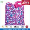 BQ foldable fabric cheap printing polyester laundry bag