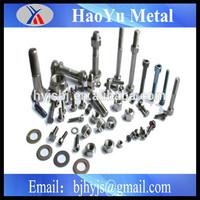 High Strength in stock titanium surgical screws price