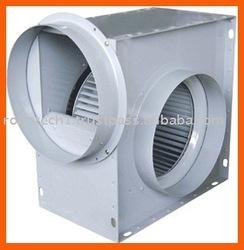 Sirocco ventilation fan