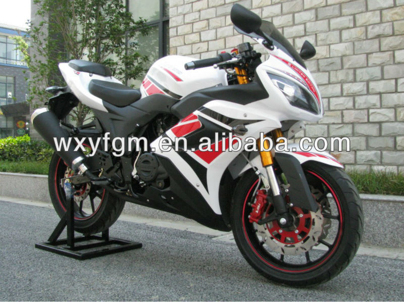 New generation YF250A sport racing motorcycle