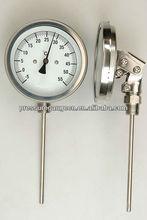 4' bimetal Thermometers Supplier