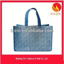reusable recycle new design nonwoven bag