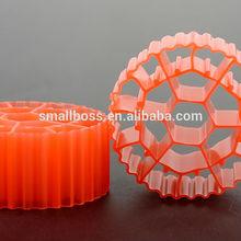Biological filter media MBBR Settling Packing Plastic MBBR media water treatment