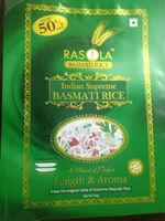 World Longest Basmati Rice