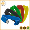 Custom colorful usb bracelet with competitive price