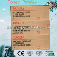 Good quality toner refill powder for Ricoh FX-MF550/MF551/FAX1350/MF3320Lf printer guangzhou factory wholesale!