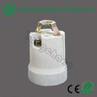 Lamp Holder Manufacturer Ceramic E27 Bulb Holder Types
