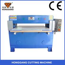 polyurethane spray foam hydraulic head flat cut machine