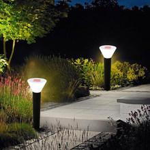 Stainless steel solar garden light, led garden light, solar light for garden (B007)