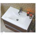 Colgando populares gabinetes de cuarto de baño, los gabinetes de acrílico, el gabinete del espejo con fregadero