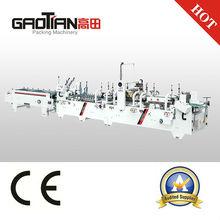 high speed paper gluing machine