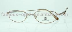 titanium metal memory titanium flex optical frame/ eyewear frame