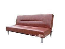 PU Living Room Sofa Bed Sleeper Furniture