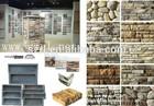 Artificial stone mould making silicone rubber