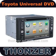 TOYOTA Universal CAR Audio for old Camry,Corolla(Ex),Land Cruiser,Vitz,Vios,Hilux