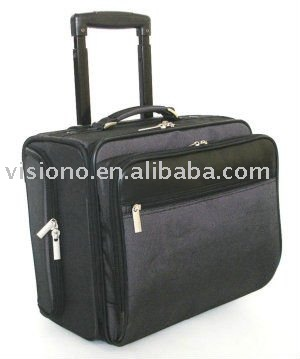 2015 nylon Laptop trolley bags SP105