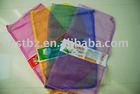 pp mesh bag for vegetables 40kg export to Chile
