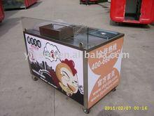 Mobile Fast Food Cart for chips mobile cooking carts mobile fryer food cart YS-ZJ1200