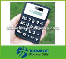 Solar Silicone Pocket Scientific Calculator with 8 Digits