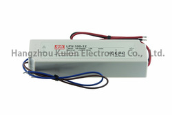 Meanwell LPV-100-12 IP67 12V 100W led driver