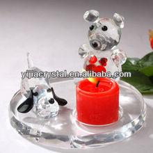 Amusing Crystal Candleholder Wholesale