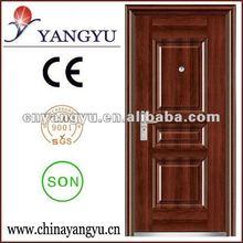 2012 steel swing door