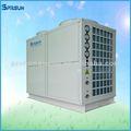 Quarto refrigerador e aquecedor calor da fonte de ar bomba