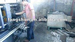 aluminum scrap advanced melting furnace