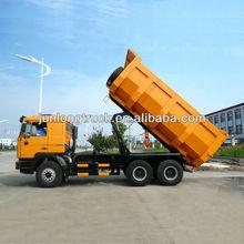 china 6x4 shacman camiones volquete para la venta