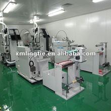 screen print machine multi-functional ln-mould Decooration(IMD,IML),Membrane Switch Automatic silk LTA-460